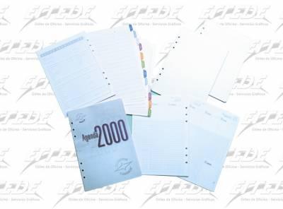 REPUESTO AGENDA NOVA 800  Nº 8 SEMANAL