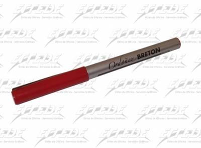 LAPICERA HI-TECPOINT BRETON 0.5 MM NEGRO