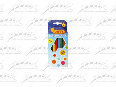 PINTURITAS PLASTICAS JOVI X  6 CORTO