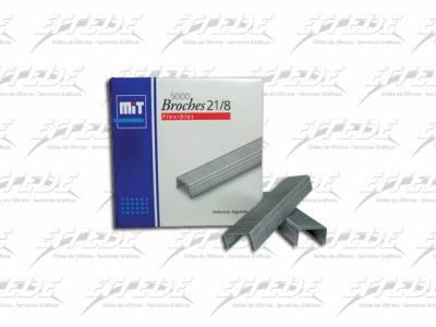 BROCHES  MIT  21/8 X 5000