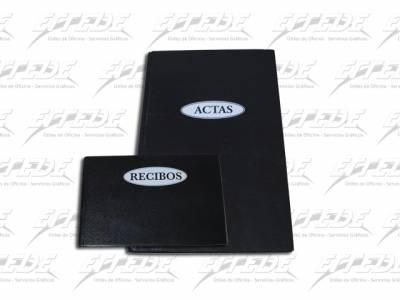 LIBRO ACTAS TECNOGRAFIC OFICIO 200HJ 400