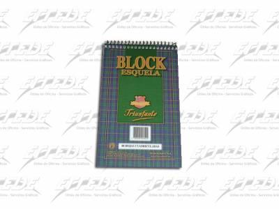 BLOCKS TRIUNFANTE C/ESP A5 CUA 80HJ