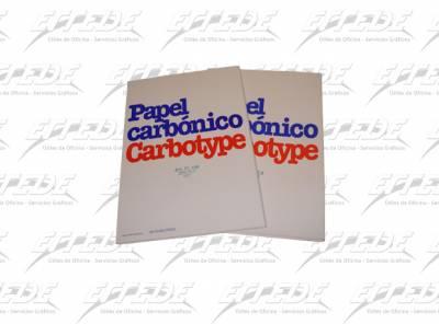 CARBONICO PAPEL CARBOTYPE D.FAZ AZ*100