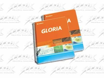 CUADERNO  C/ESP GLORIA 16 X 21 84 HJ CUA