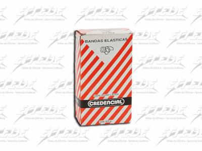 BANDAS ELAST CREDENCIAL CJ X  100/60 ANC