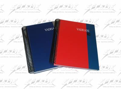 CUADERNO  C/ESP A4 VADHANI CLASICO 150 R