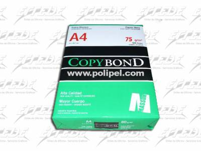 RESMA COPY BOND 75G 21,00 X 29.7